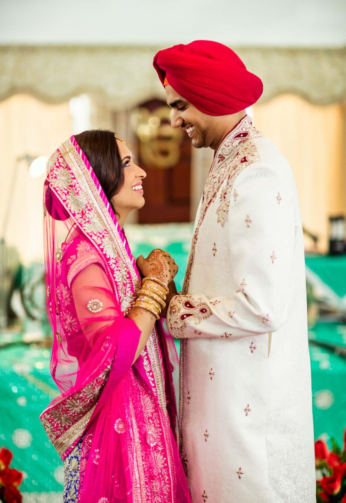 Priti and Sanjeev day 1 Wedding