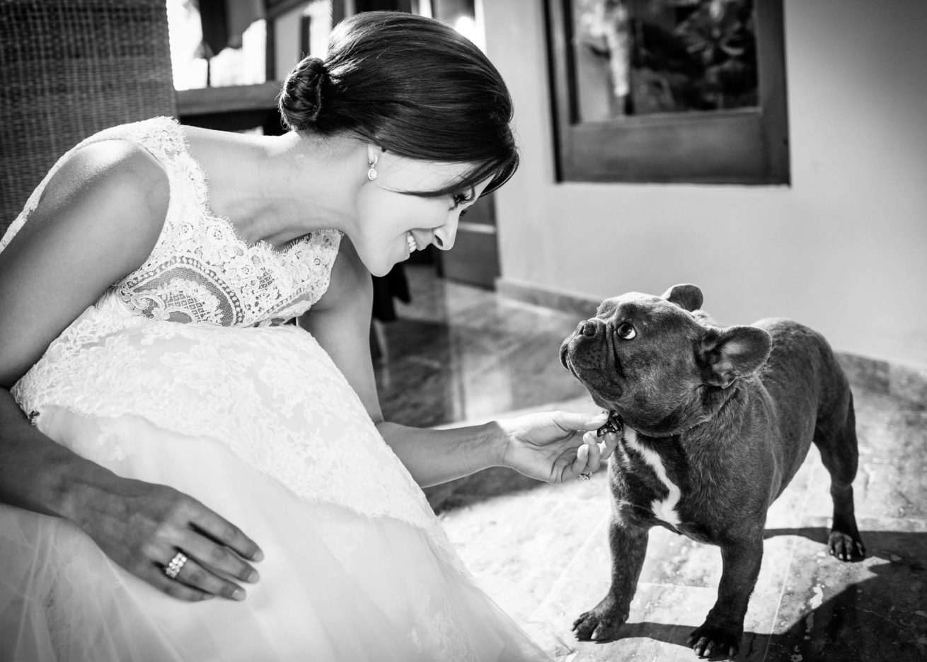 Alexia and Lin Wedding