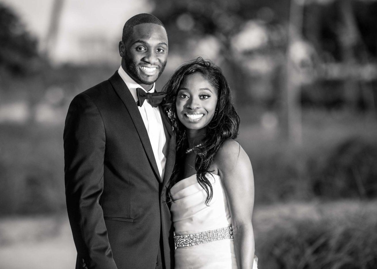 Crystal and Franklin Wedding