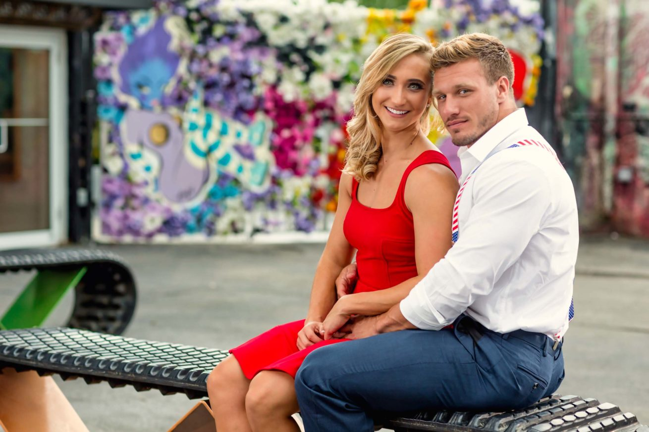 Sarah and Zach Engagements