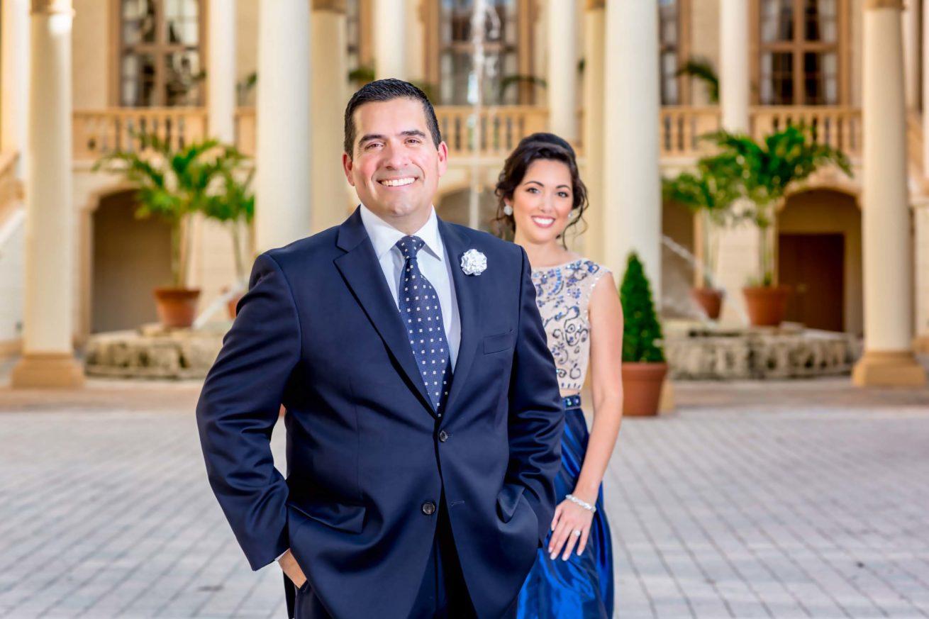 Jennifer and Jorge Engagements