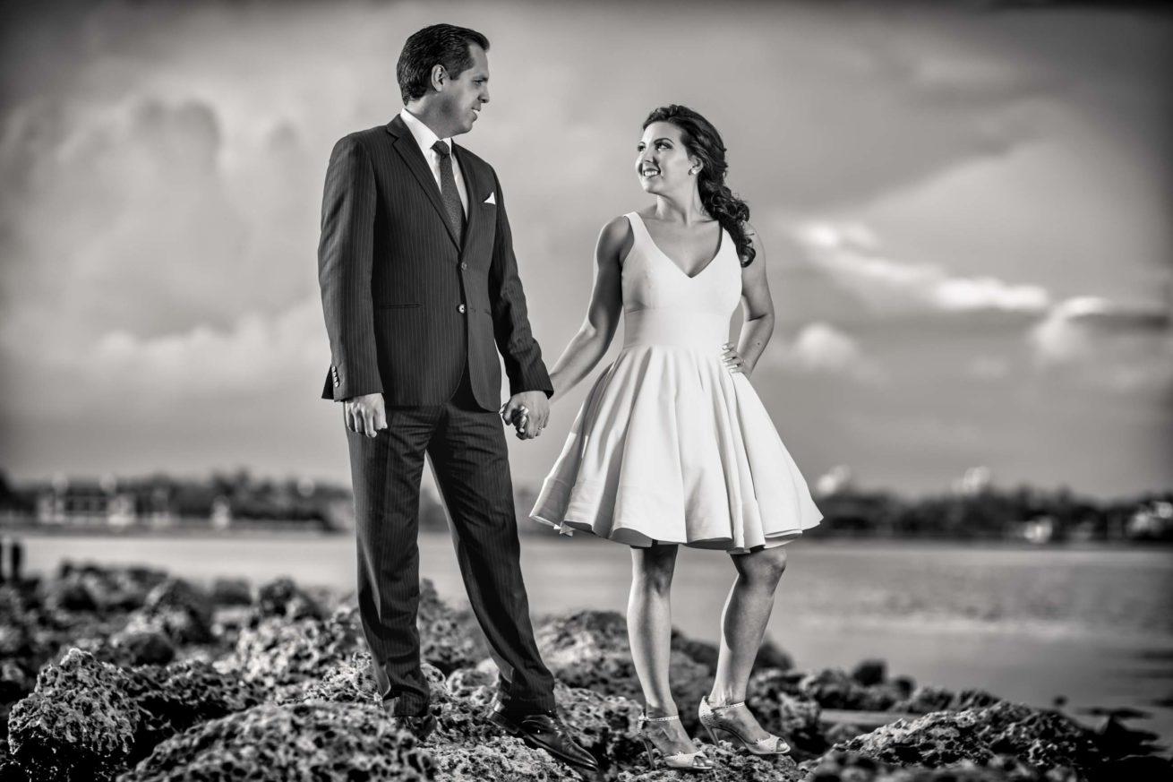 Carla and Benjamin Engagements