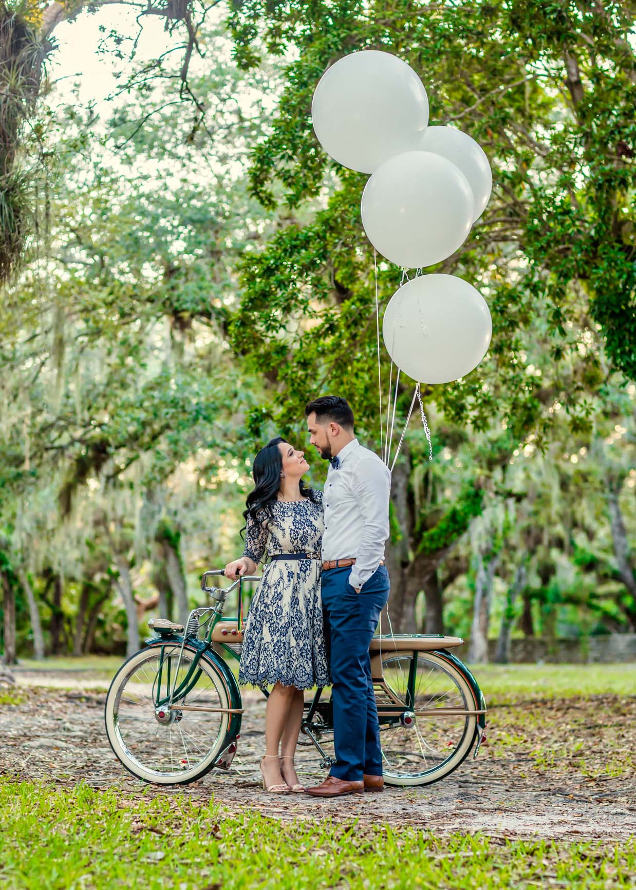 Vannette and Arian Engagements