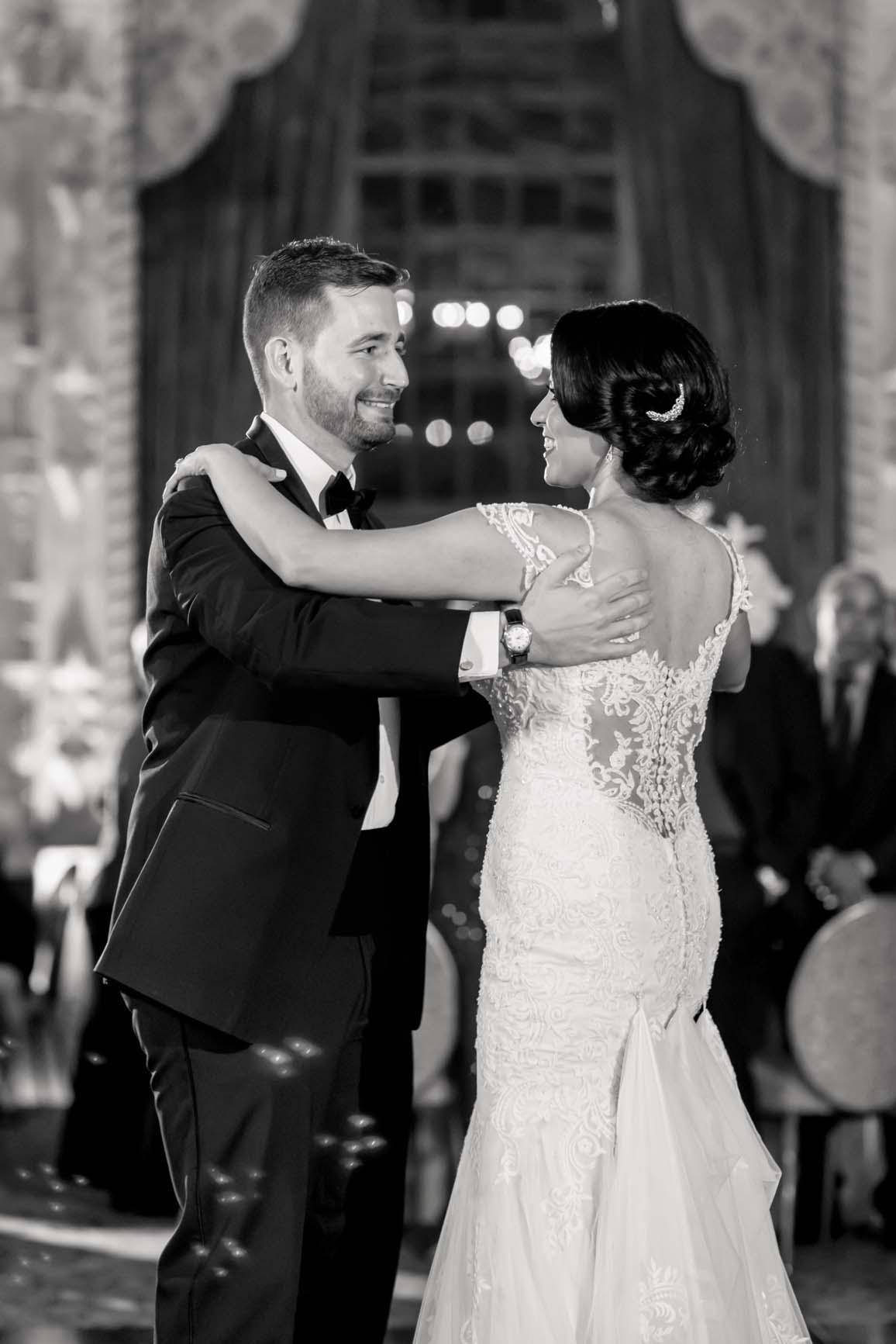 Aixa and Geoffrey Wedding