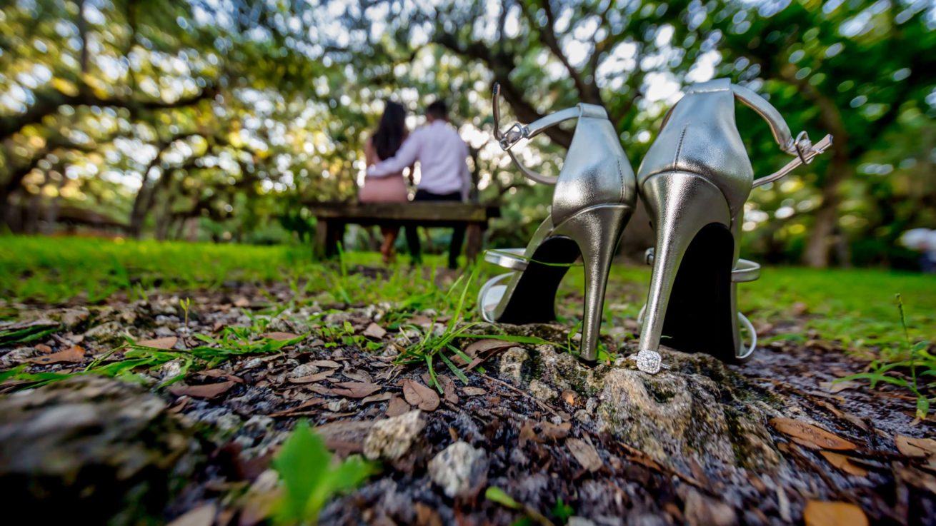 Jessi and Ken Engagements